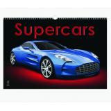 Image of Supercars Wall Calendar