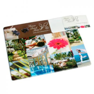 Image of Armadillo Business Card Mat