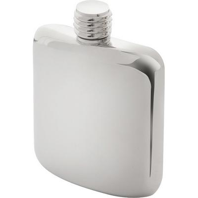 Image of 4oz Silver Plated Flask