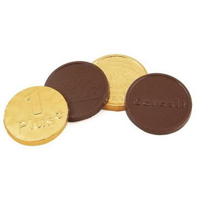 Image of Chocolate Coins