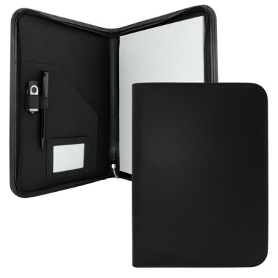 Image of Clapham Zipped A4 Folder