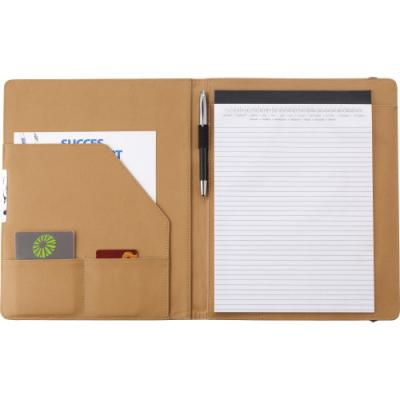 Image of A4 cork portfolio