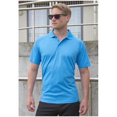 Image of Spiro Impact Performance Air Cool Polo Shirt