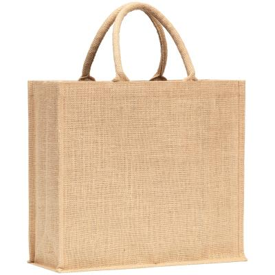 Image of Whitstable Jute Budget Tote Bag