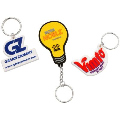 Image of Soft PVC Keyring