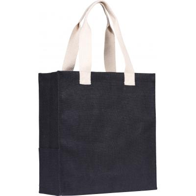 Image of Dargate Coloured Jute Tote