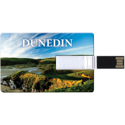 Image of Credit Card USB Flash Drive 4GB